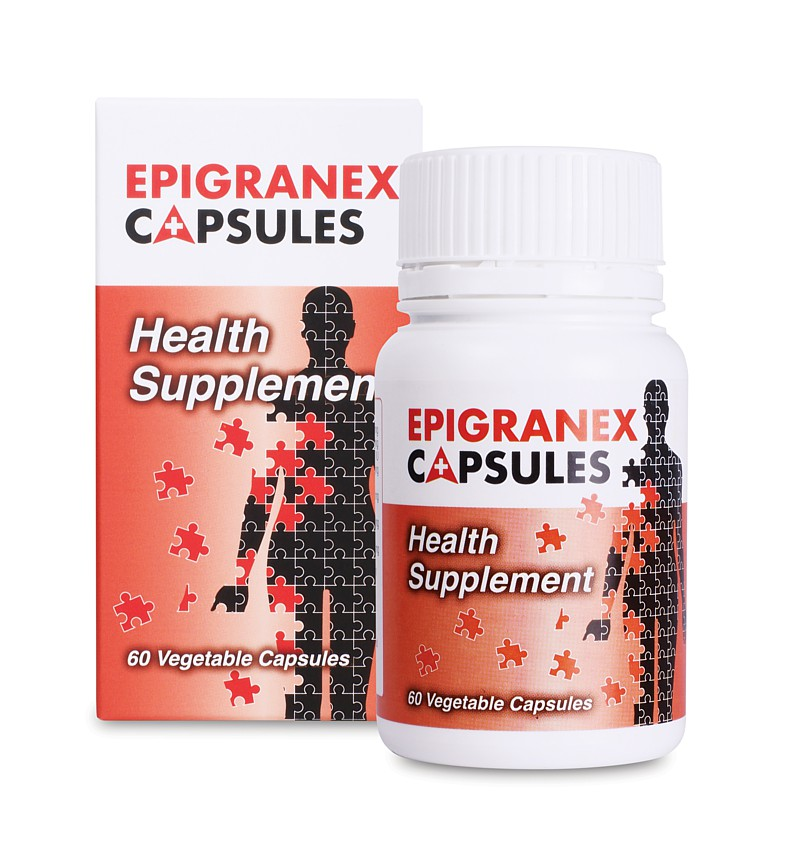 Epigranex Capsules Packaging